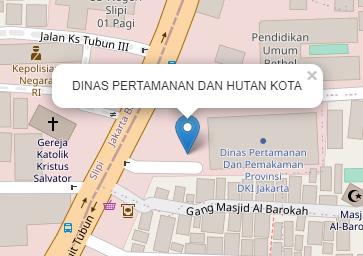 Dinas Kehutanan Provinsi DKI Jakarta